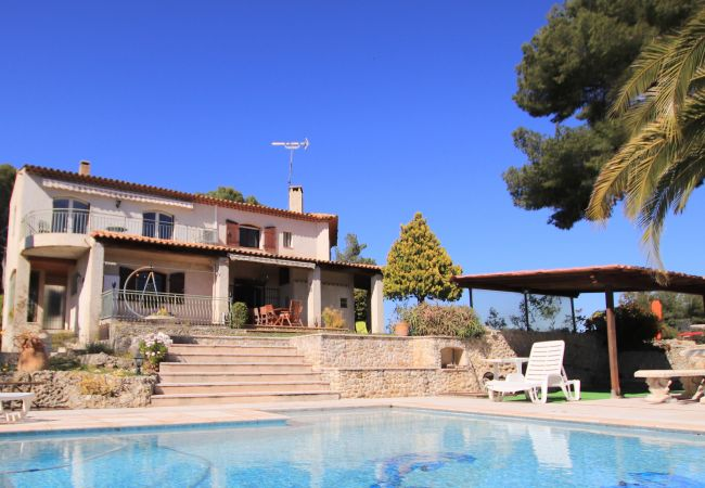villa à Cagnes-sur-Mer - La Villa Grimaldi