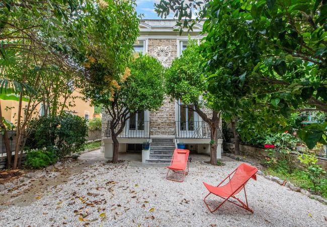 à Niza - Villa Michelet